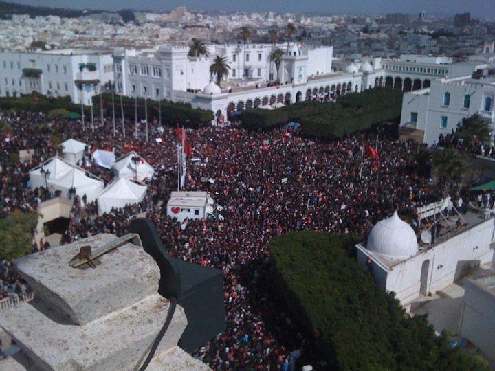TUNISIA, RICOMINCIA LA RIVOLUZIONE (Mario Sei)
