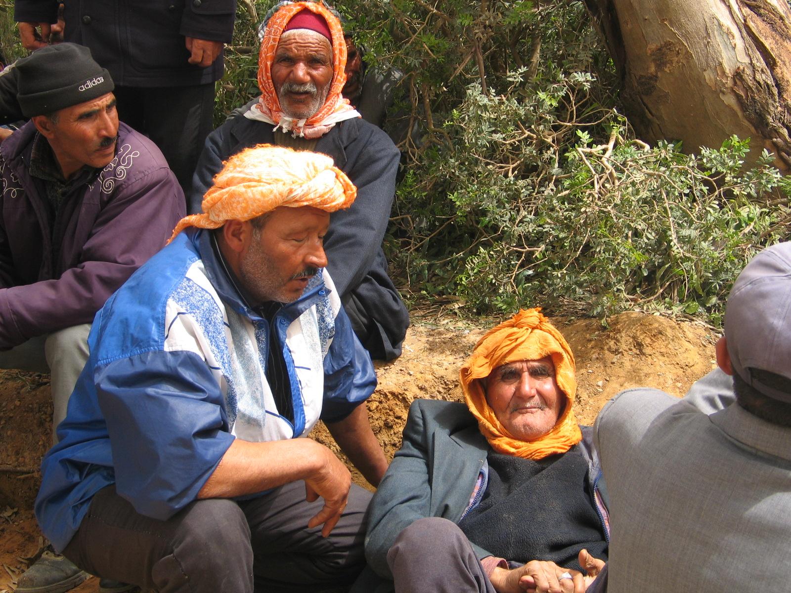 Kef Aabed,Tunisia: dalla parte dei vinti