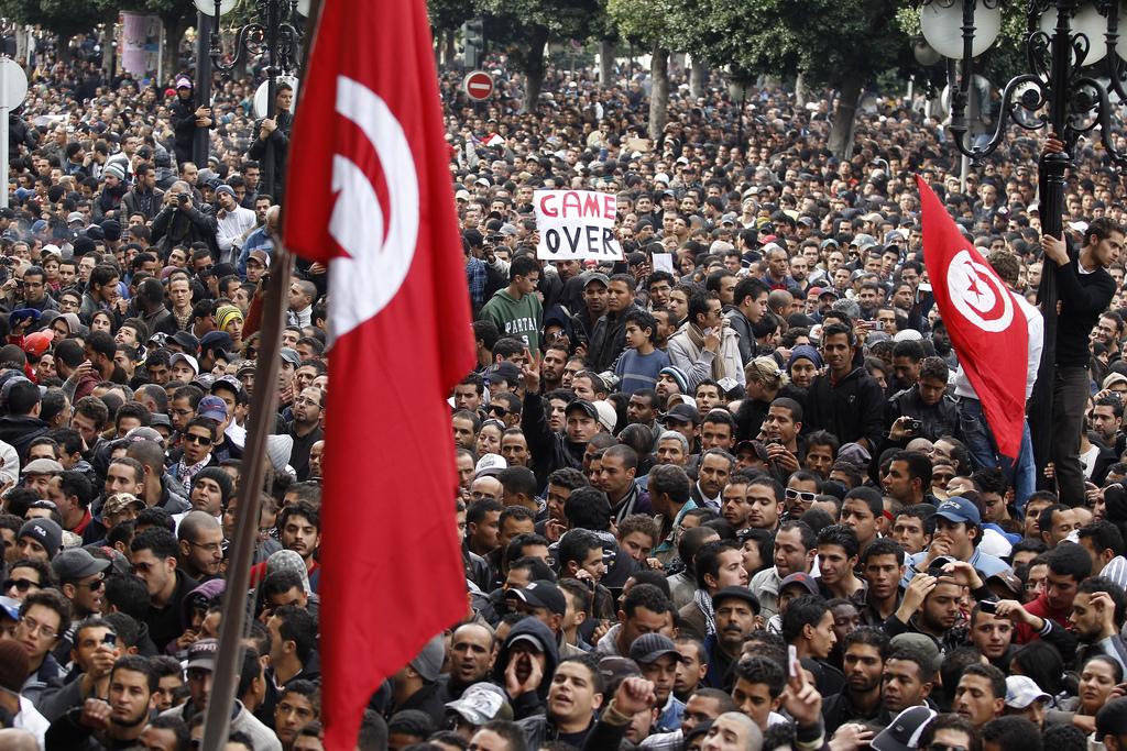 Logros y limites de la revolución