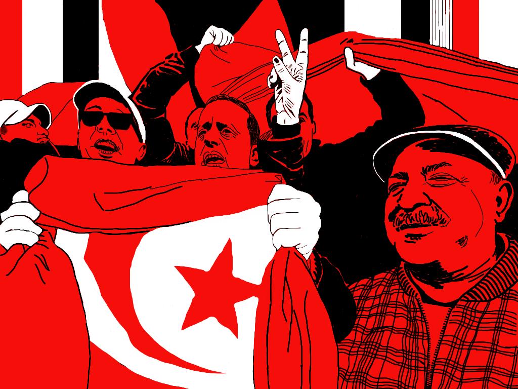 Les blessés de la révolution : charité ou solidarité