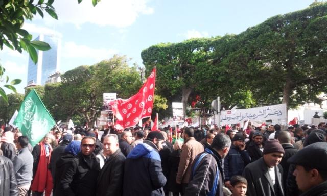 """Après la manifestation d'Ennahdha – """"Ekbèss"""" du 7 Septembre"""