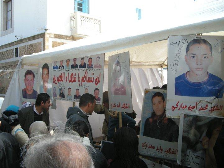 LA RIVOLUZIONE IN TUNISIA: UNA STORIA REALE O VIRTUALE ?