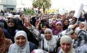"""""""La moderación de los islamistas es, en buena parte, el resultado de la presión popular democrática"""""""