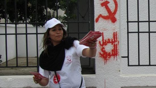 Comunisti a Mallasin