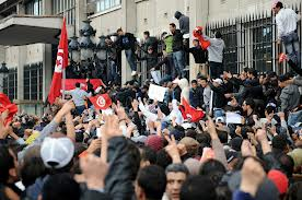 Tunisie : la révolution sociale et démocratique est en marche !