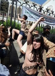 Femen partout, féminisme nulle part