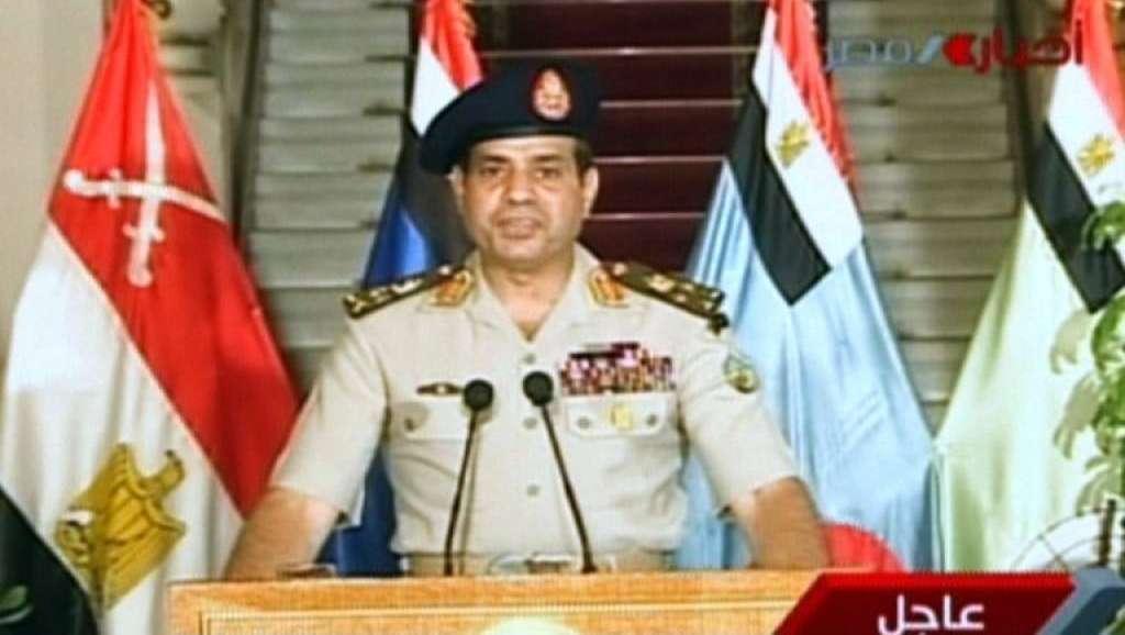L'Egitto, la sinistra ed il colpo di stato