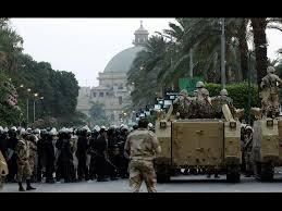 Le coup d'État en Égypte : islamisme, démocratie et révolution