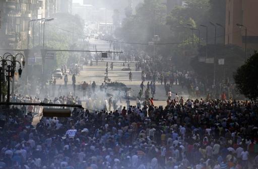Egipto: todos en contra de la democracia