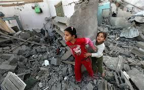 Palestina: la culpa es de las víctimas