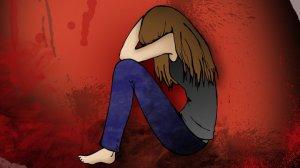 viole femme illustr