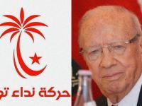 Beji Caid Essebsi, leader del partito Nida Tounes, candidato alle presidenziali 2014