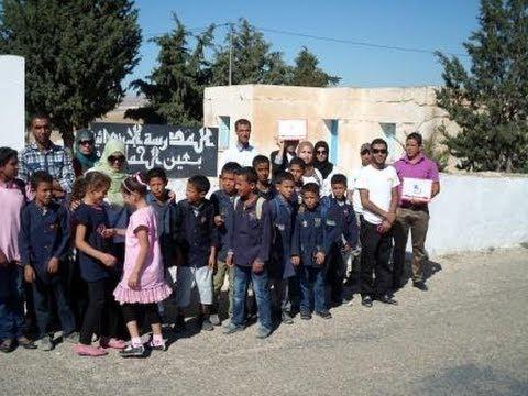 scuola a Kasserine