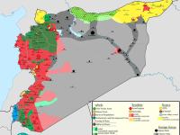 Dictadura siria, Estado Islámico y crisis de refugiados