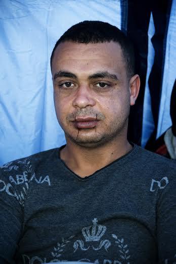 Hichem Bouazizi Crédit photo: Francesca Oggiano
