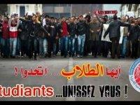 Marocco – Solidarietà al movimento studentesco, per la libertà di organizzazione nelle università