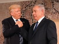El presidente de EE.UU Donald Trump con su homólogo israelí, Benjamín Netanyahu, en el Museo de Israel en Jerusalén. / U.S. Embassy Tel Aviv (Flickr)